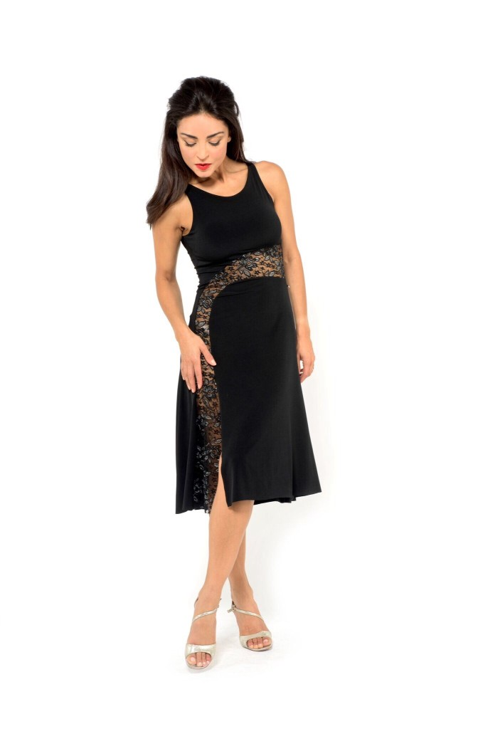 The S tango dress