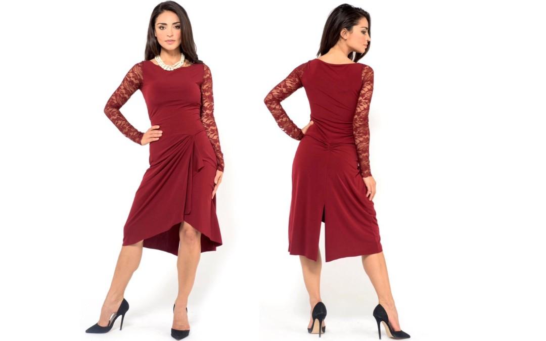 New in: the Federica Tango dress!