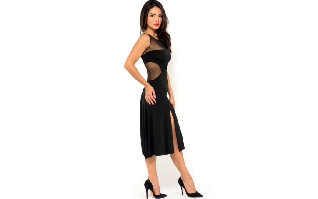 New in: the Cremona Tango dress