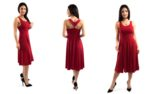 Best Red Tango Dress Tango clothing