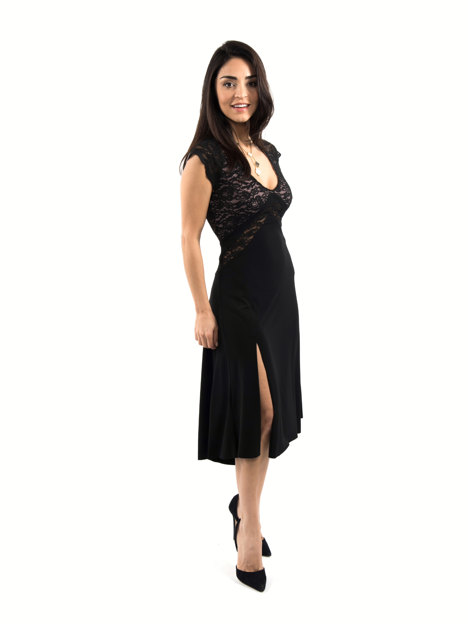 V Argentine Tango dress