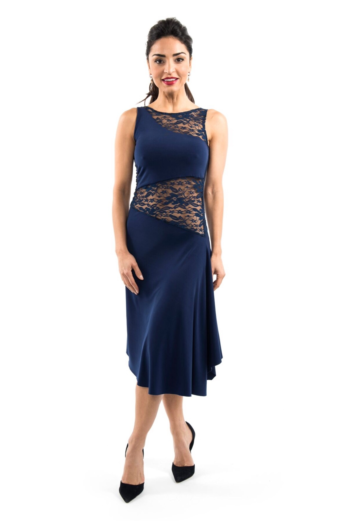 Best Argentine tango dress lace