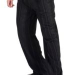 Best lines Argentine tango trousers
