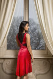 Best Argentine Tango dresses red
