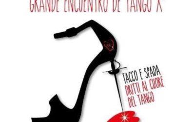 2-6 December 2016- GRANDE ENCUENTRO DE TANGO in FLORENCE