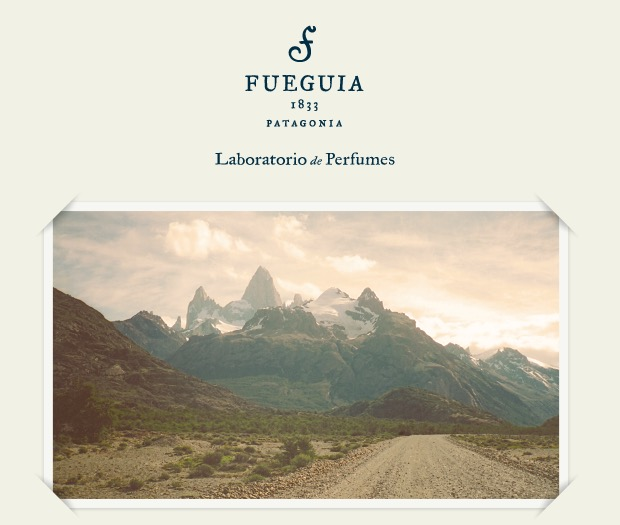 FUEGUIA 1833 Perfumes Buenos Aires London