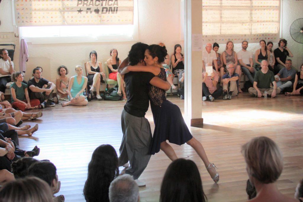 Argentine tango clothing