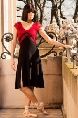 Tango clothing tango dress L XL plus sizes