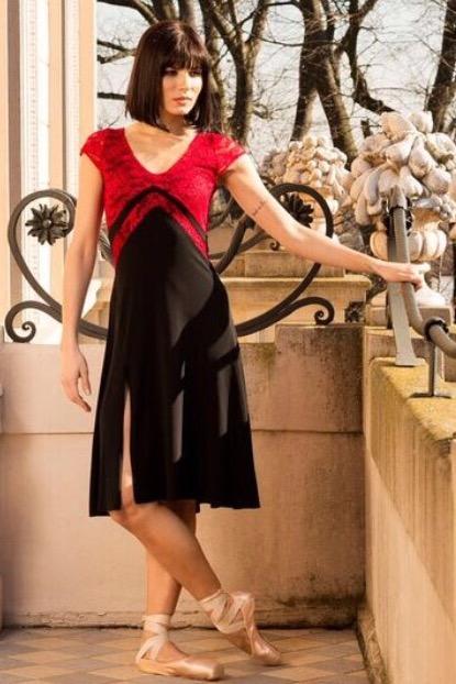 Tango clothing tango dress L XL plus sizes
