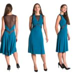 Best Argentine tango dress CUT OUTS