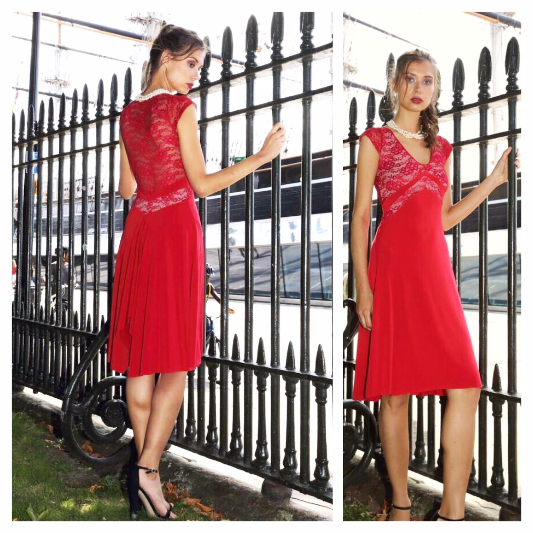 Argentine Tango Dress exquisite best