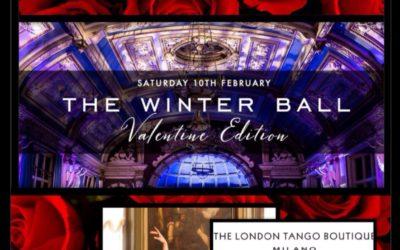 "LONDON: Winter ball 2018- ""Valentine Edition"""