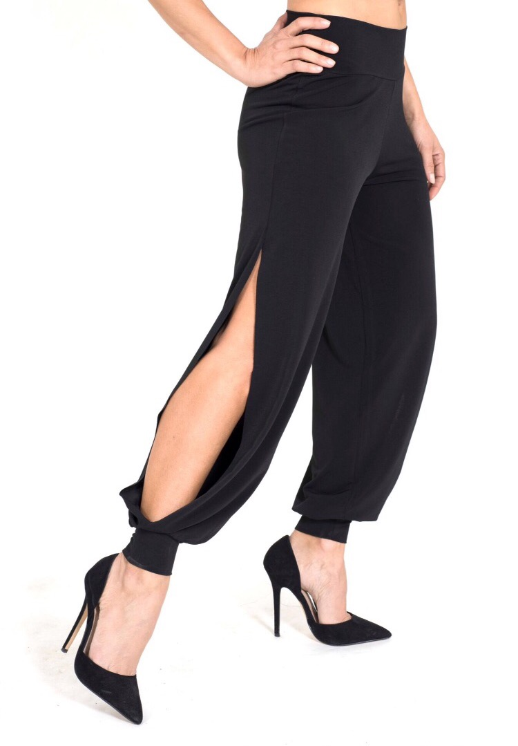 Argentine tango trousers Woman