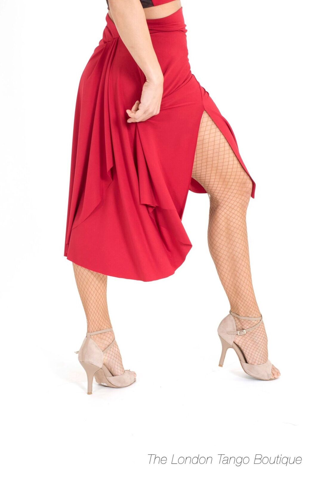 An elegant argentine tango skirt