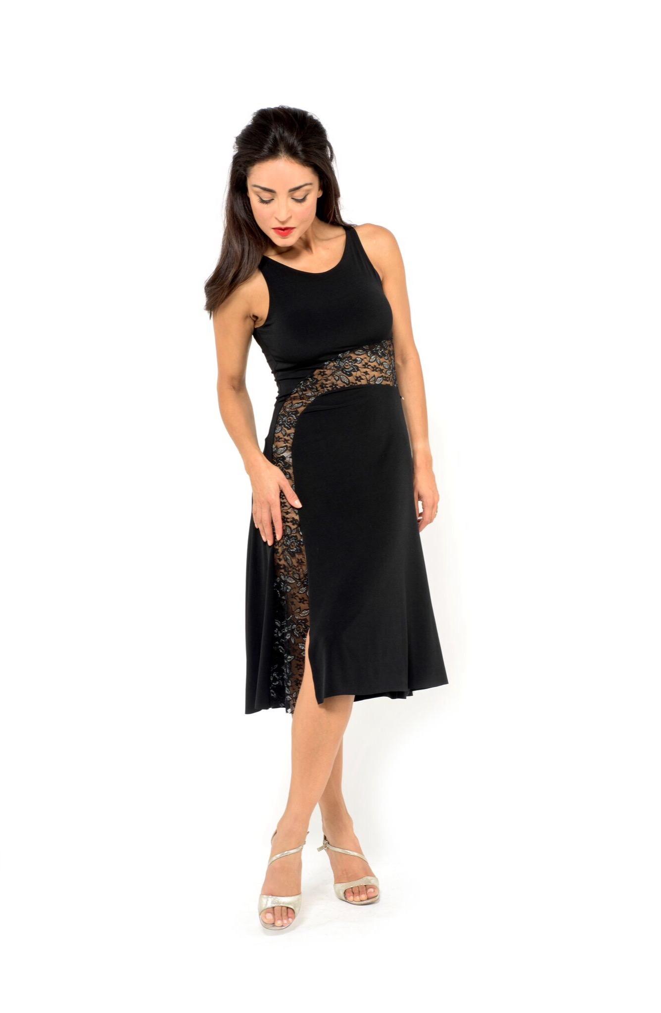 S Tango Dress black