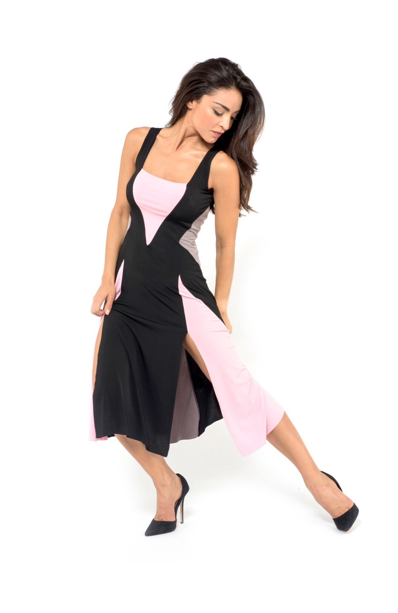 Rombi Tango Dress