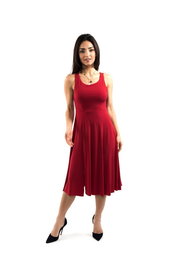 Tango Breakfast @ Tiffany's Dress