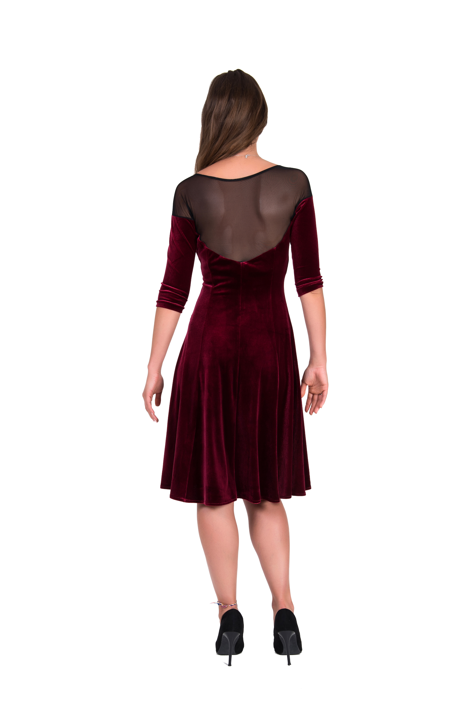 Timeless velvet Tango Dress