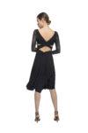 Black Ferrari tango Dress
