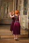 A purple verona tango dress