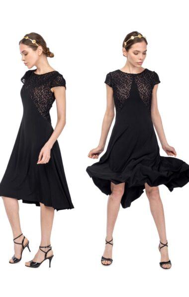 Milonga Argentine Tango Dress