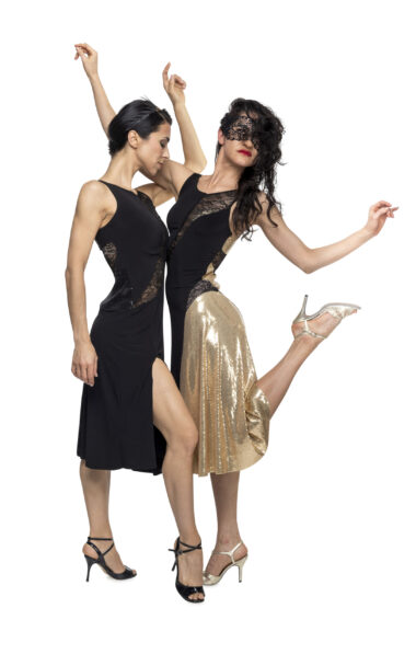 Performance Tango Dress