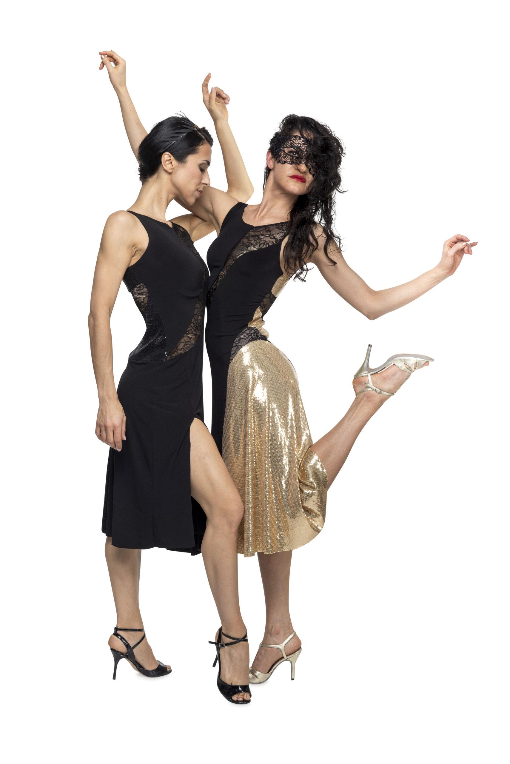 Performance Tango Dress