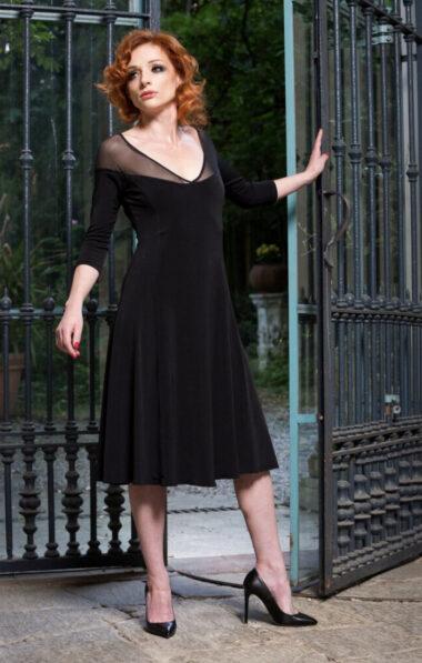 A timeless Tango dress
