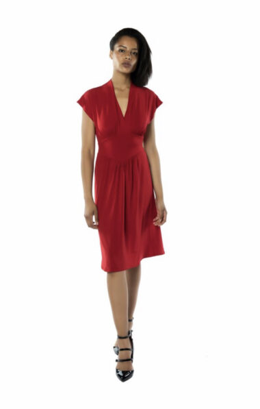 Red Tango Dress