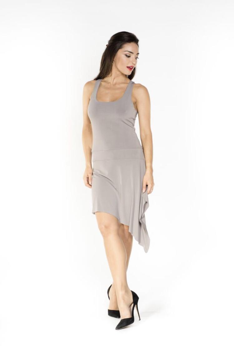 Knee-length Tango dress Practice