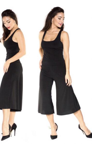 A reversible Tango jumpsuit