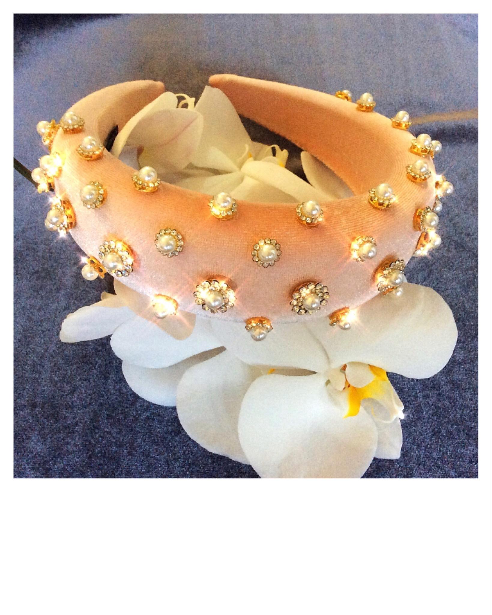 Kate Middleton Padded halo headband