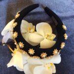 Prada dolce gabbana halo padded headband