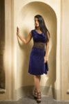 Paris tango wear tango dress