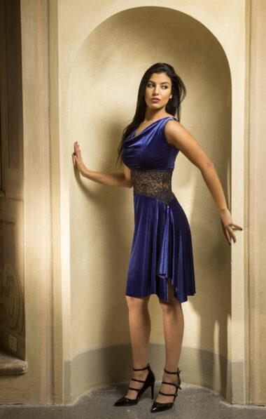 Paris tango Skirt